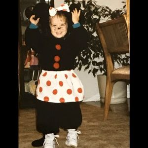Other - Child's Handmade Minnie Mouse costume